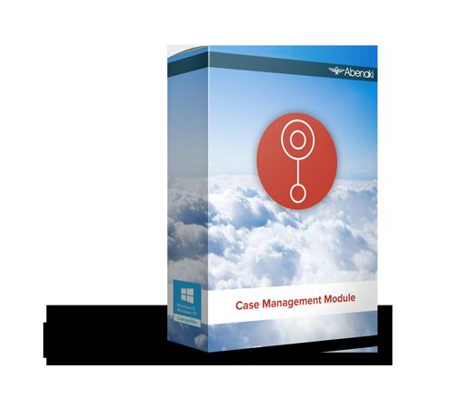 Case Management Module